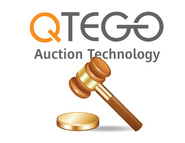Qtego_Auction LOGO